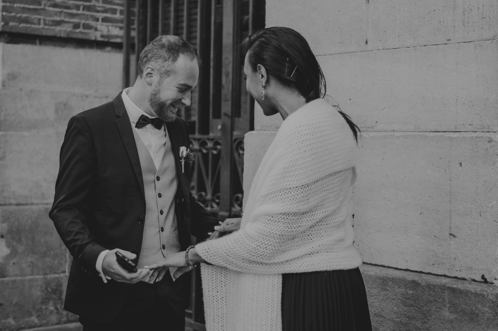 toulouse wedding - isa and rich, 2017